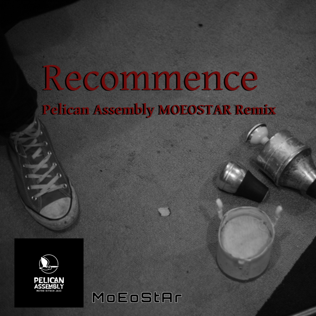 Recommence Remix Cover